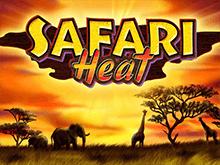 Игровой автомат Вулкан Safari Heat