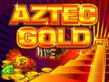 Игровой автомат Aztec Gold с бонусами