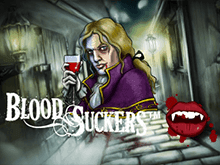 Автоматы Blood Suckers - играть в Вулкане на деньги