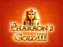 Игровые автоматы Вулкан Pharaohs Gold III