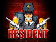 Игровой автомат Resident с бонусами