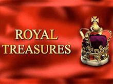 Игровые автоматы Вулкан Royal Treasures