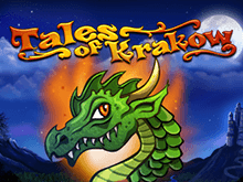 играть в автомат Tales Of Krakow в Вулкане на деньги