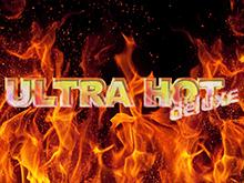 Игровые автоматы Вулкан Ultra Hot Deluxe