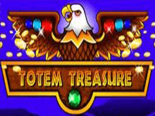 Играть на деньги в Сокровища Тотема в Вулкане